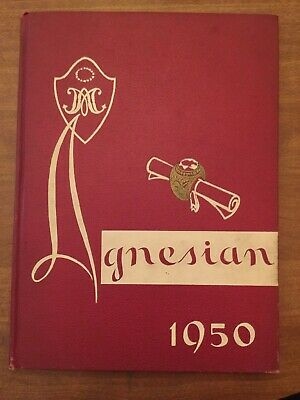 SAINT AGNES SCHOOL 1946 Yearbook (The Lamb's Tail