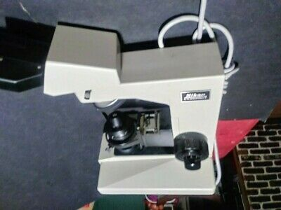Nikon Labophot Microscope with Full Factory Instruction Book