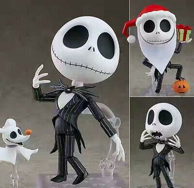 The Nightmare Before Christmas Figure PVC Toy Doll Boxed Gift Collect Decor 10CM