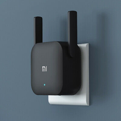 Xiaomi Pro WIFI Repeater Signal Amplifier Wireless Router Extender 300Mbps Wi-Fi