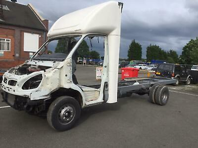 Iveco daily chassis cab/horse box/Recovery Truck project