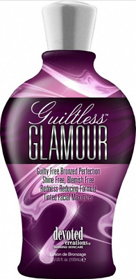 Devoted Creations Guiltless Glamour Tinted Facial Tanner 100ml
