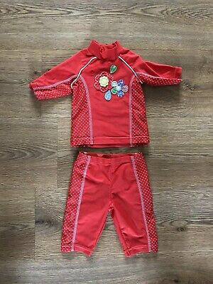 Mothercare Baby girl swimming costume / swimsuit size 3-6 months