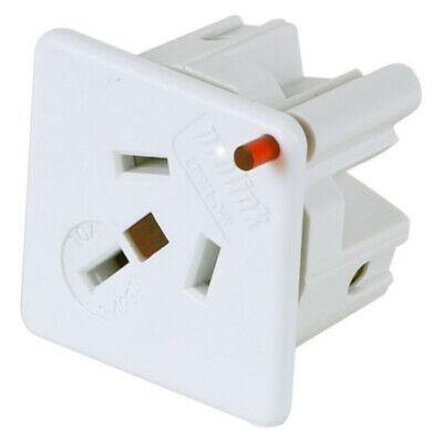 GPO-Lock  Mains Socket 10A PDU's with either Copper Wire