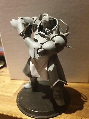FULLMETAL ALCHEMIST DX prefabricated figure Alphonse appeared Hen :669