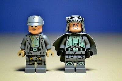 Lego Star Wars Han Solo and Tobias Beckett Minifigures 75211