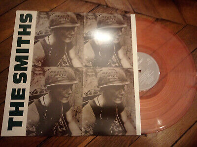 THE SMITHS Meat is murder LP Vynil Couleur