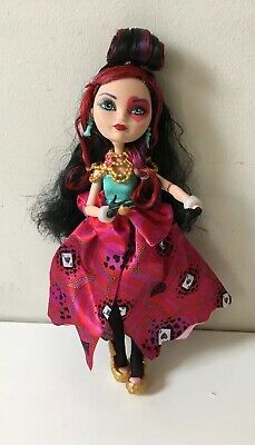 Ever After High Way Too Wonderland Lizzie Hearts Doll Great