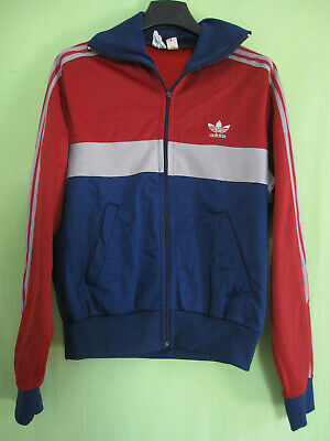 VESTE ADIDAS 70'S Made in France Vintage Ventex Marine