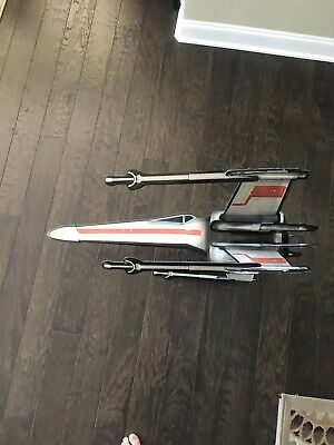 Star Wars X-Wing Fighter Rare cardboard Store Display