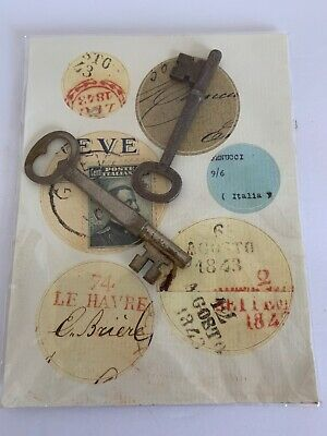 SKELETON KEYS TO THE WORLD*For Yourself Or A Special Gift New Sealed