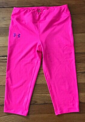 f18670d866 HM H&M GIRLS Thick Jersey Leggins Pink Hearts Size 8-9 Years NWT ...