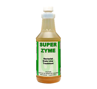 Super Zyme Bacterial Drain Line Treatment by Detco