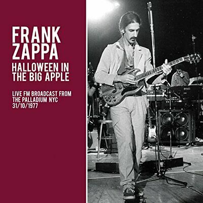 Frank Zappa - Halloween in the Big Apple [CD]
