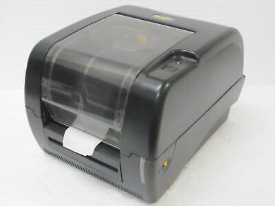 """WASP TECHNOLOGIES WPL305E Thermal Barcode Label Printer """"No AC Adapter"""""""