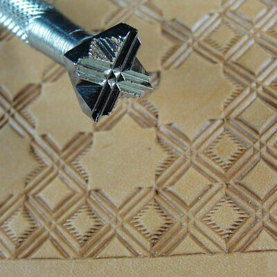 Vintage Craftool Co - #540 Geometric Stamp (Leather Stamping Tool)