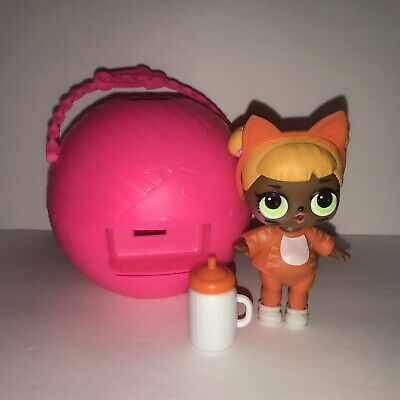LOL Surprise Series 1 Baby Cat Doll with Accessories & Ball Theater Club Popular