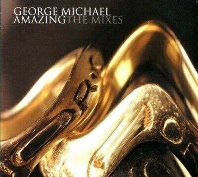 George Michael: Amazing: The Mixes – 3 Track Cd Single, Full Intention, Remixes