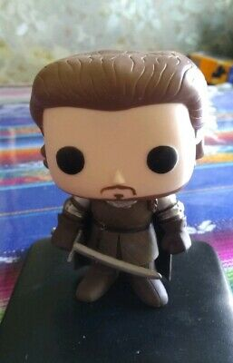 Funko Pop! Robb Stark Games of Thrones Vaulted Loose out of box oob Authentic