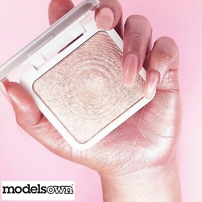 Models Own SCULPT & GLOW Highlighter Powder PEACH PEARL 5.5g - Free Shipping
