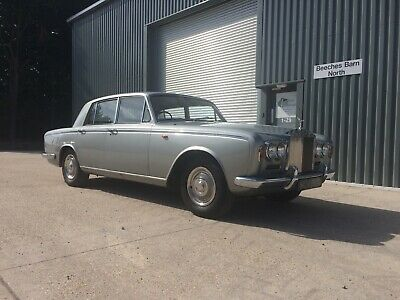 Rolls Royce Silver Shadow 1966 (D) 60k Miles- Number 63 off production px / swap