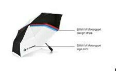 BMW M Motorsport Pocket Umbrella Genuine BMW Lifestyle 80282461136