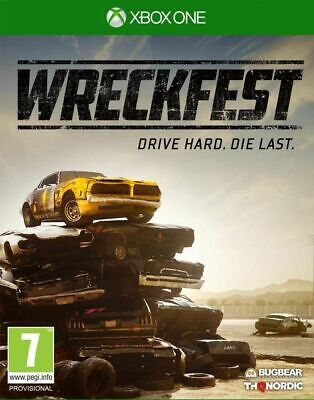 Wreckfest (Xbox One) IN STOCK NOW Brand New & Sealed UK PAL