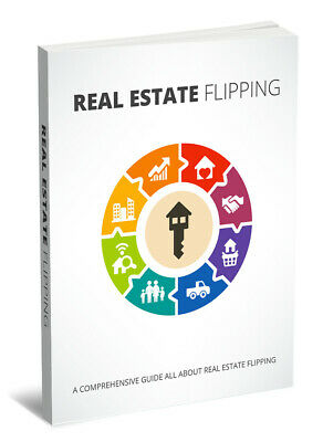 Real Estate Flipping e-book [pdf] With Resell Rights