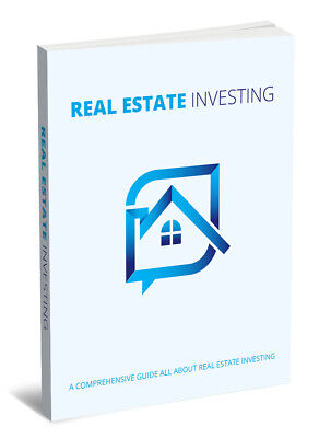 Real Estate Investing e-book [pdf] With Resell Rights