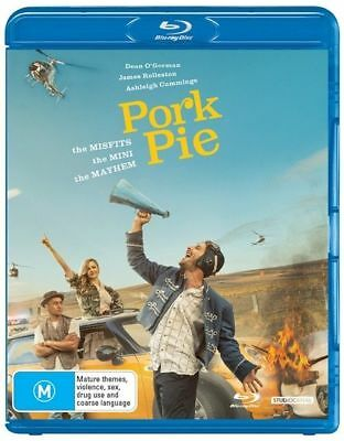 Pork Pie (Blu-Ray) BRAND NEW & SEALED