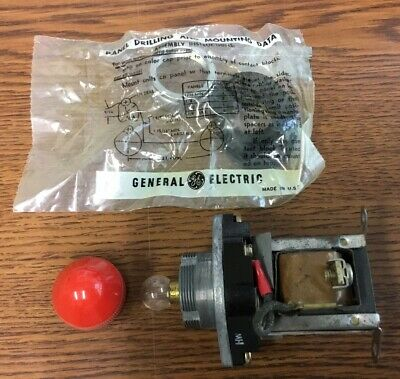 GENERAL ELECTRIC CR2940UE212B3 Heavy Duty Oiltight Ind Lt NOS