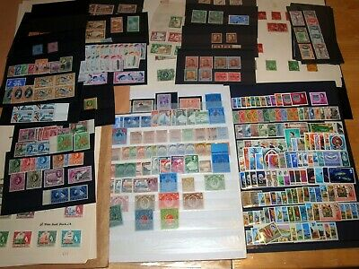 British Empire & Commonwealth QV- QEII Mint & Used Stamp Collection ~ No Res