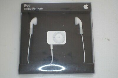 Apple iPod FM Radio Tuner Remote A1187 MA070G/D