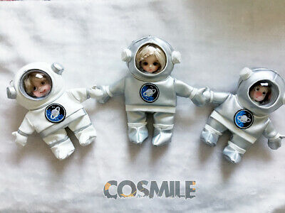 Blythe 1/8 1/6 OB11 Bjd Doll Space suit Clothing Kits / Finished Carriers Sa