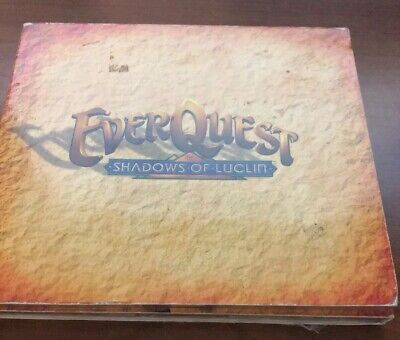 EVERQUEST SHADOWS OF Luclin, Planes of Power, Ruins of