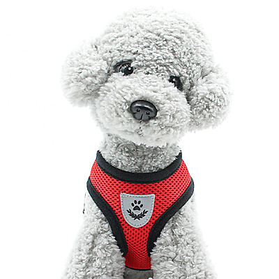 Pet Puppy Harness Breathable Mesh Safety Vest Chest Strap For Small Dogs Puppies