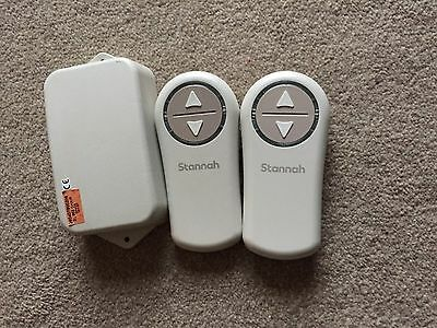 Stannah 260 Remote Controls And Chair Board 868 MHz