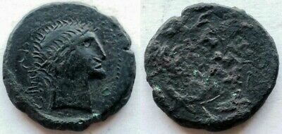 Celtic tribes? Charming AE imitation of a Roman AE coin - 1st c. AD? Claudius?