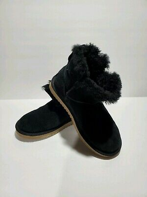 f5731702ade NEW! WOMENS KOOLABURRA by UGG CABLE WINTER BOOTS Navy Blue - $49.99 ...