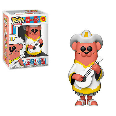 Funko Ad Icons POP Poncho Punch Vinyl Figure NEW IN STOCK