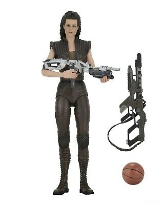 "Aliens - 7"" Scale Action Figure - Series 14 Alien Resurrection - Ripley 8 - NECA"