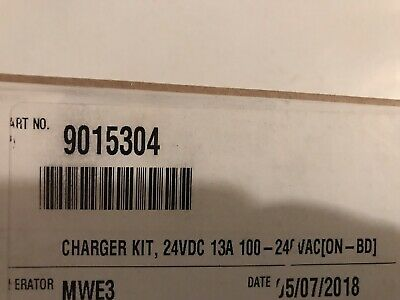 Tennant OEM 9015304 Charger