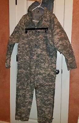 EWOL FREE TROUSER/PANTS X-Small Regular ACU Army Gore-Tex Made with