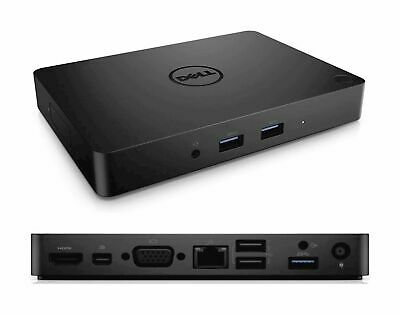 [C] Dell Business Docking station WD15 K17A USB Type-C 180W Adapter HDMI VGA DP