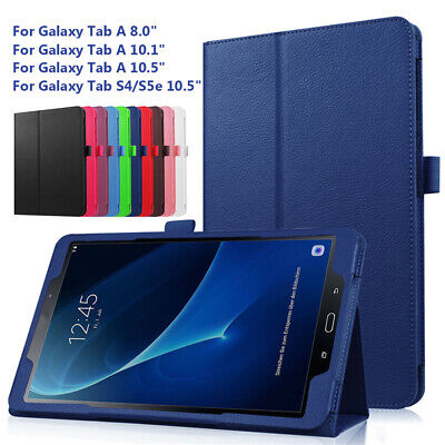 Tablet Cover Case Smart For Samsung Galaxy Tab A 8.0/10.1/10.5 S3/S4/S5e 2019