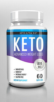 Keto Salts, 60 Caps, 800 Mg, More Concentration, More Results, Quality Usa