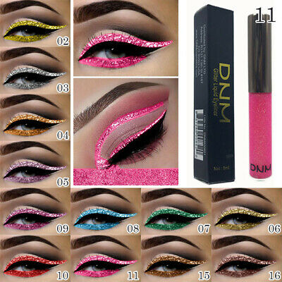 Cosmetic Tools Glitter Eyeliner Liquid Pencil Pigment Eyeshadow Eye Makeup-