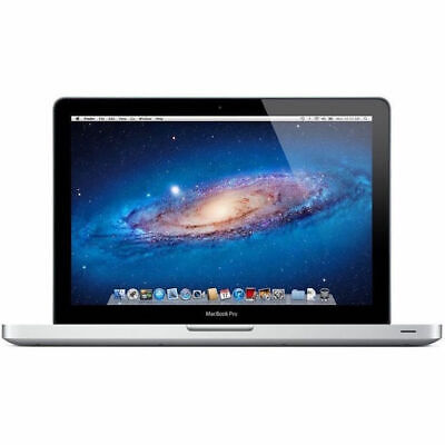 "Apple Macbook Pro 13-inch ""Pre-Retina"" (2012) Laptop + Intel i5 2.5Ghz + Mojave"