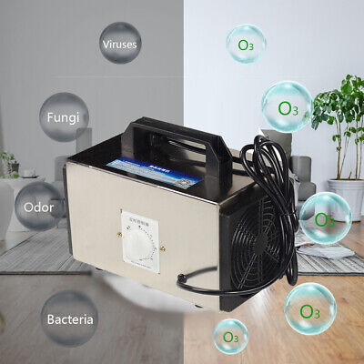 CLEVR COMMERCIAL AIR Purifier Ozone Generator Odor Remover 2