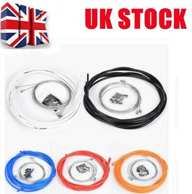Jagwire Front /& Rear Brake Gear Cable Set Inner Outer FMF MTB Road Bike